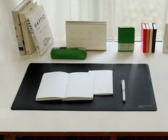 You can use it for housing your keyboard and mouse as well as a reading or writing surface and the Satechi Desk Mat & Mate won't disappoint you either way.