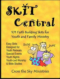 skit central Probably a bit cheesy, definitely on the lighter side, but could still be useful.