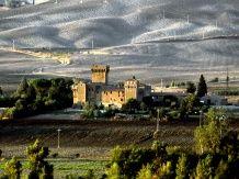 Agriturismo- farmhouse holidaying in Tuscany region