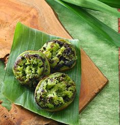 Resep Membuat Cara Bikang Pandan Coklat Enak Cake Recipes, Snack Recipes, Snacks, Snack Box, Brownie Cookies, Indonesian Food, Sweet Desserts, Avocado Toast, Good Food