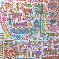 Jill Lewis Australian Artist recent work Textiles, Arte Popular, Aboriginal Art, Australian Artists, Time Art, Ancient Art, Pattern Art, Painting Inspiration, Flower Art