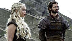 Daario Naharis & Daenerys