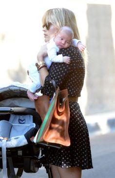 5 Tips de moda de mamás famosas | Blog de BabyCenter @eucorrea