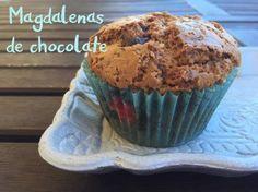 14445408_1095895957160497_693904457_n Chocolate Thermomix, Gluten, Breakfast, Muffins, Videos, Food, Vegetarian, Chocolate Chip Muffins, Crack Cake
