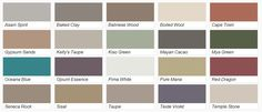 Applicable to whole house - Kelly Hoppen's colour scheme (neutral); especially Kelly's Taupe