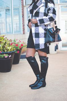 Over The Knee Boots -- a must have for fall!