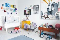 Dica para decoração de quarto infantil.