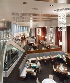 Gensler - Restaurant Design - PassionFish