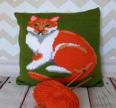 Knitting Pattern PDF Download Ginger