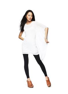 #FashionStar Episode 1: Lizzie Parker's Asymmetrical Jersey Tunic for Macy's  Love it!!! Ordering it!!