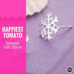 Unique Gift Ideas at www.happiesttomato.co.uk  #gifts #presents #birthday #xmas  #jewellery