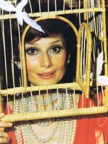 1972 Rothschild (Illuminati) party bird cage