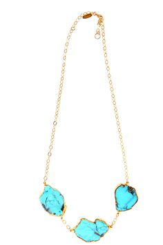 The most beautiful necklace I have ever seen. Love turquoise! (Heather Gardner)