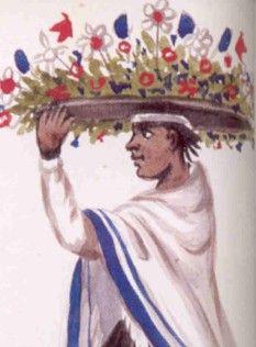 francisco fierro | La obra de Pancho Fierro, trabajada mayoritariamente en acuarela ...