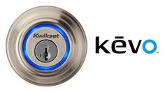 Kwikset introduces Kevo, a smartphone-friendly lock powered by UniKey