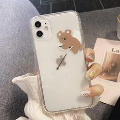 Kawaii Cute Cupid Bear iPhone Case