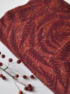 Sling Studio Bracken Barberry Wrap (tussah) - About Wrap | Reviews, FSOT