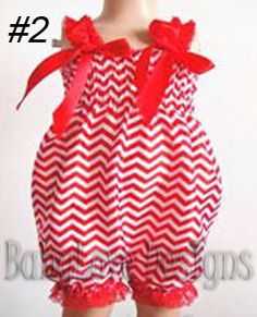 Last Two! Size 3y and Size 4y  Christmas Romper $16 + P&H  In Stock and Ready to send!