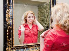 Billedresultat for woman in mirror