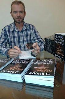 Pensamento Literário: Parceria com o autor Clarimundo Röhrig