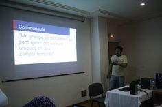 #Academia : 2eme workshop : Community manager  #JCIKebira