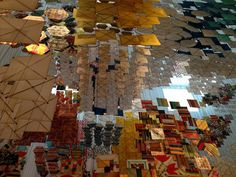 Jacob Hashimoto Gas Giant Museum Of Contemporary Art Los Angeles