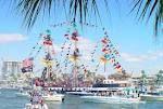 Pirate Parade of the Gasparilla Festival in Tampa, Florida