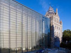 Sul nostro profilo #Pinterest il Darwin Centre di C. F. Moller Architects