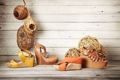Lucky Brand wedges...