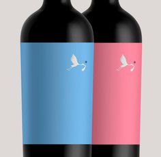 Beautiful Wine Labels by Trip