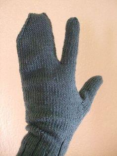 Soft Mit-Gloves by Emily - Jane ;)