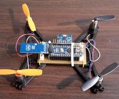 Arduino Nano Quadcopter - Ардуино (ONGOING Project, currently need to solder the circuit)This is Arduino based, printed micro Quadcopter project for mm diameter DC motors. Arduino Micro, Nrf24l01 Arduino, Arduino Quadcopter, Arduino Radio, Esp8266 Arduino, Arduino Beginner, Arduino Programming, Arduino Stepper, Arduino Bluetooth