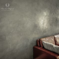 Italian Wax on top of Marrakech Walls by Pure & Original