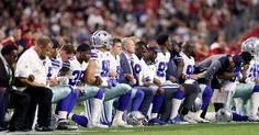 TRUMP/NFL POLITICAL THEATER: WHO'S WINNING? Where is the wild NFL-Trump-media theater piece heading? It's obvious… more supporters for Trump