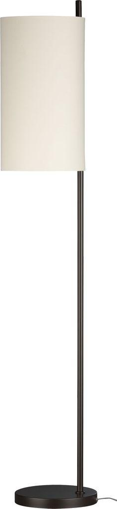 Balance Bronze Floor Lamp in Sale Accessories | Crate and Barrel  $99.95