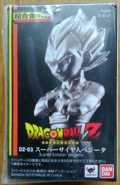 Dragonball Z Absolute Chogokin figurine métal Super Saiyan Vegeta Bandai DZ-03 #dragonballZ #dbz #bandai #figurine #anime #manga #japan #japon #cosplay #cosplayer #japactu #japanexpo #herofestival #tokyo #retrogaming #videogame #nintendo