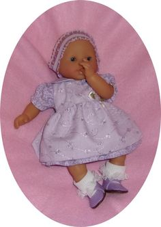Corolle Tidoo Doll Clothes