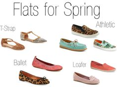 Evergreen, Evergrey, Everyday: Flats for Spring