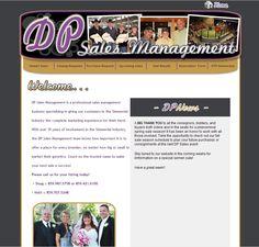 05/08: DP Sales Management