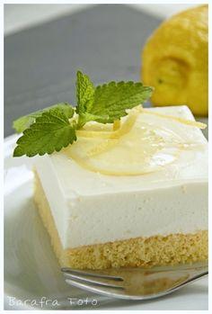 Barafras Kochlöffel: Hugo-Zitronen-Torte oder: Holunderblüten machen's einfach aus!