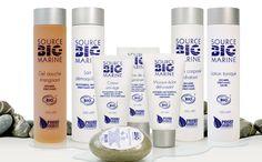 NOVITA': UNA LINEA COSMETICA CERTIFICATA BIOLOGICA ALLE ALGHE DI BRETAGNA. Prodotti per il viso e per il corpo certificati biologici e naturalmente efficaci nel rispetto della natura e dell'uomo.  Senza parabeni, senza profumazioni o coloranti di sintesi e senza OGM.  I prodotti non sono testati sugli animali e gli imballaggi sono reciclabili e fabbricati senza l'uso di bisfenolo A (BPA).