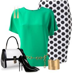 A fashion look from July 2014 featuring Valentino blouses, Giuseppe Zanotti pumps y Dolce&Gabbana handbags. Browse and shop related looks.