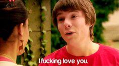 Chris. We love you too.