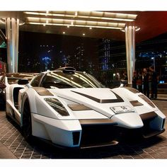 Gemballa MIG-U1 ready to race the streets of Dubai