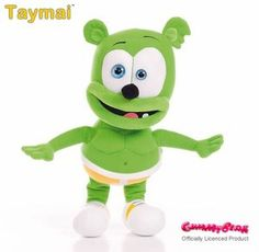 Our Limited Edition Gummybear Plush Sold out. Tell All Your Mates About It