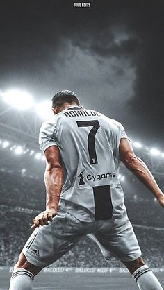 Cristiano Ronaldo Fantastic Player Poster by V1rgil