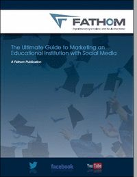 Practical advice and case studies for integrating social media with your school's marketing plan.