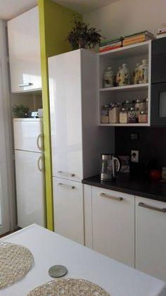 Poradca: Bc. Ján Moravčík - kuchyňa Elis Bathroom Medicine Cabinet, Tall Cabinet Storage, Furniture, Home Decor, Decoration Home, Room Decor, Home Furnishings, Home Interior Design, Home Decoration
