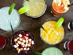 Take the margaritas: there are several on the cocktail list and each one is good enough to order by the pitcher at Tacolicious