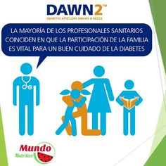 Apoyo a familiares de personas con diabetes